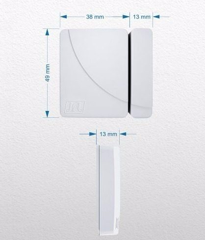 Kit Alarme Discadora Gsm Brisa Cell 804 Sem Fio Sensores Shc Fit e IrPet 530Sf Jfl