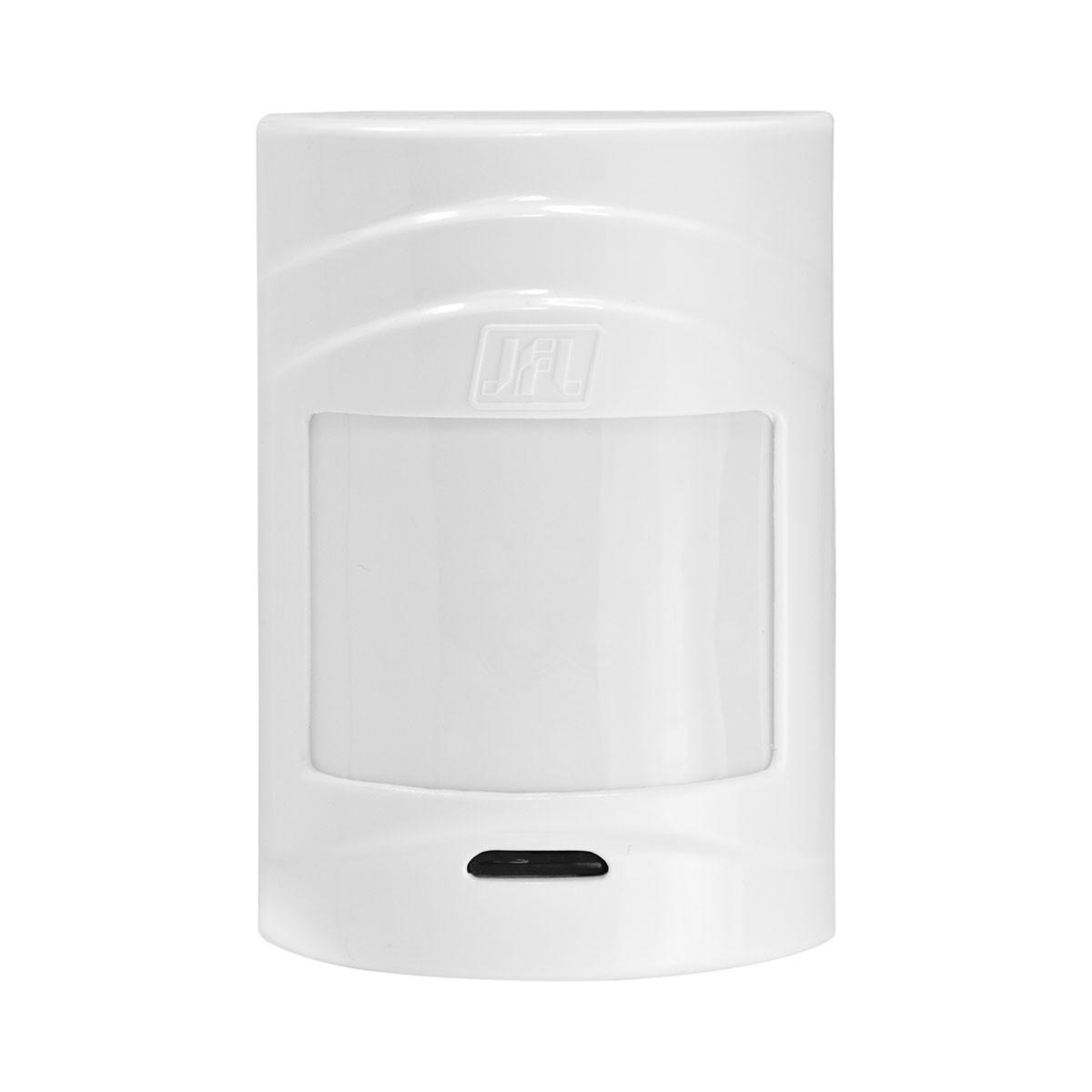 Kit Alarme Jfl Active 20 Ethernet 5 Sensores Sem Fio IrPet 530sf