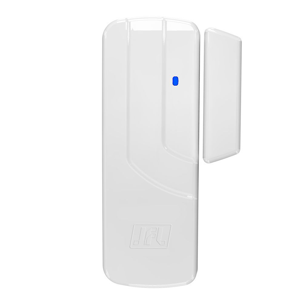 Kit Alarme Monitorado Active 32 Duo Jfl Com Sensores S/ Fio