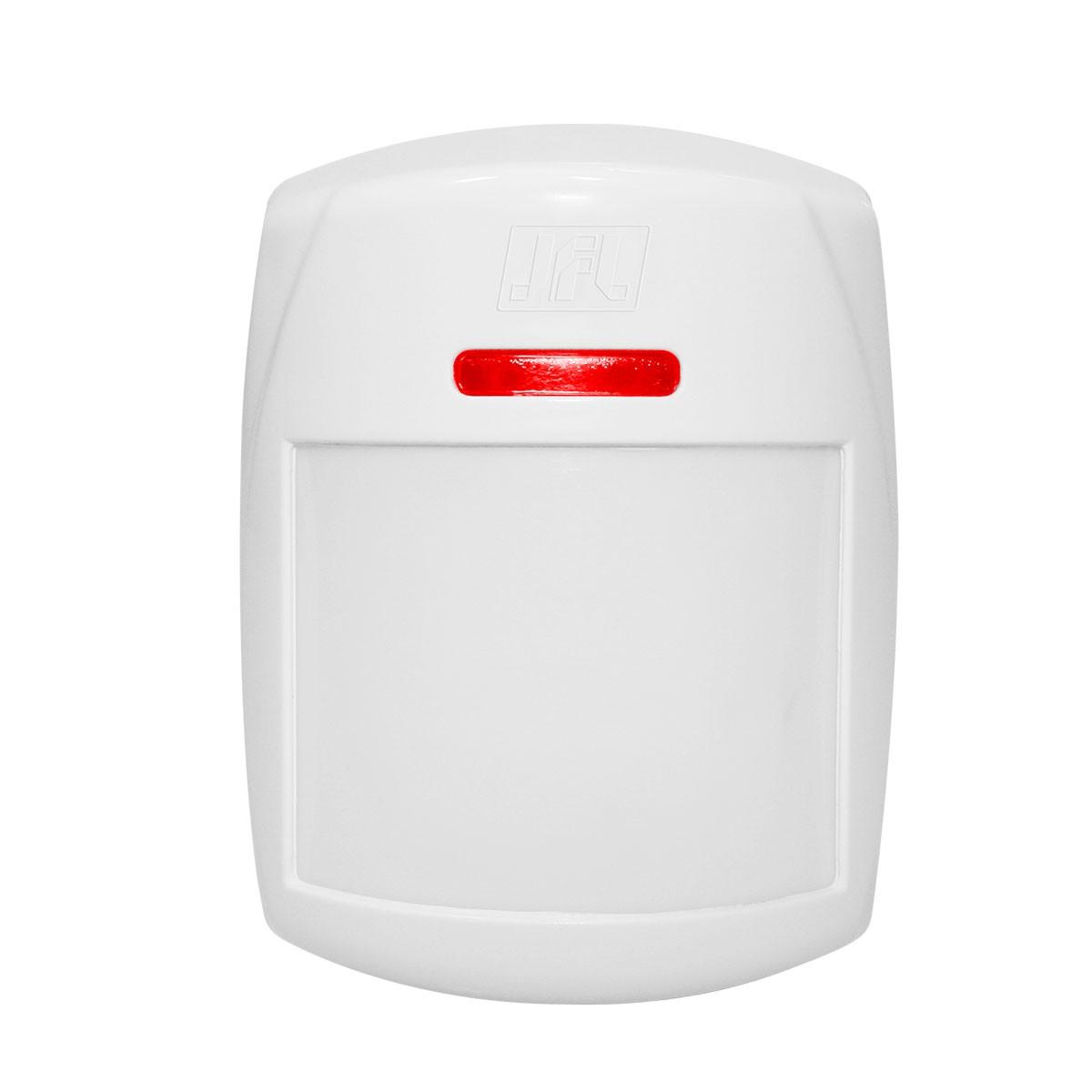 Kit Alarme Monitorado Active 32 Duo + Teclado + Sensores Jfl