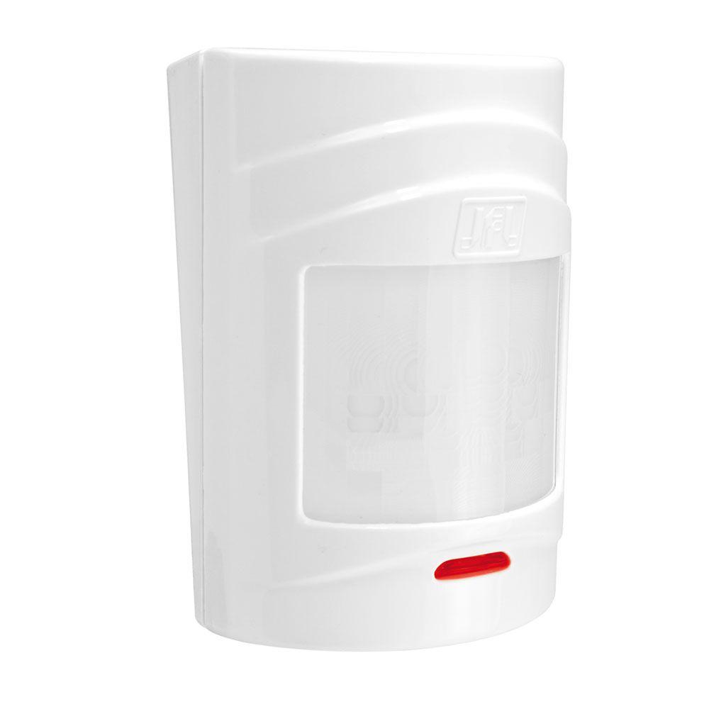 Kit Alarme Monitorado Active 8 Ultra Jfl Com Sensores Sem Fio