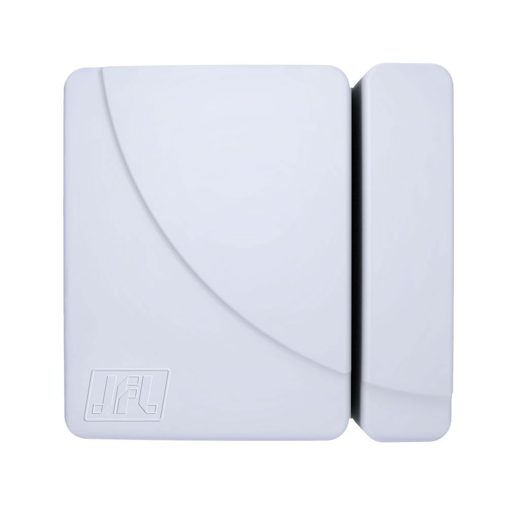 Kit Alarme Residencial Asd 260 Com Sensores Pet 20kg E Magnetico Sem Fio Jfl