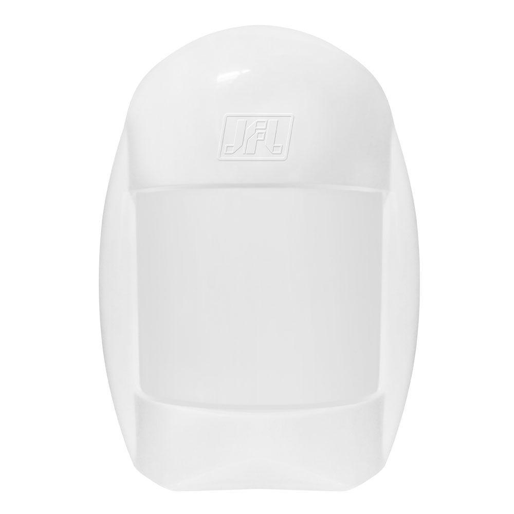 Kit Alarme Residencial Com Discadora Asd 260 Jfl Com Sensores Jfl
