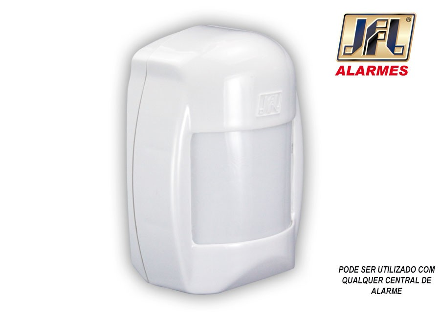 Kit Alarme SmartCloud 18 Jfl Sensores Idx 1001 e Magneticos