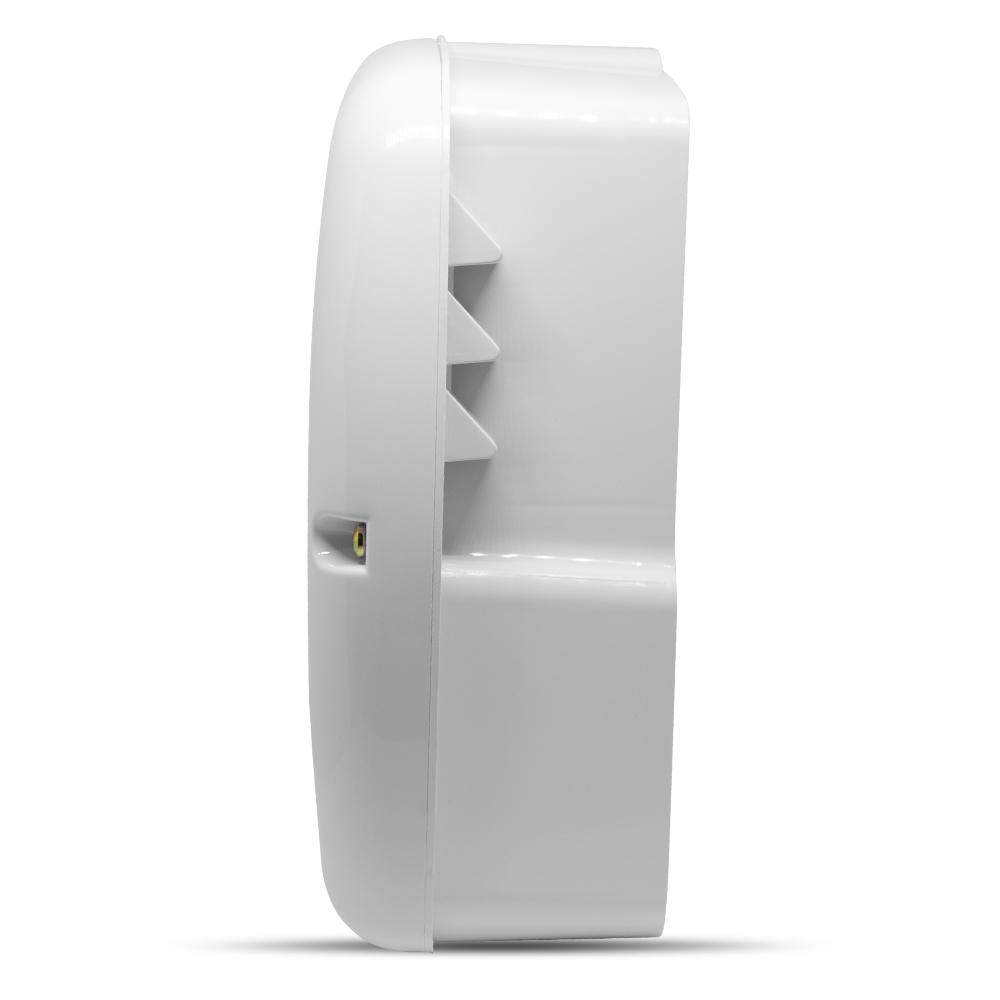 Kit Central de Alarme e Cerca Elétrica Ecr 18i Plus Com Sensores Sem Fio