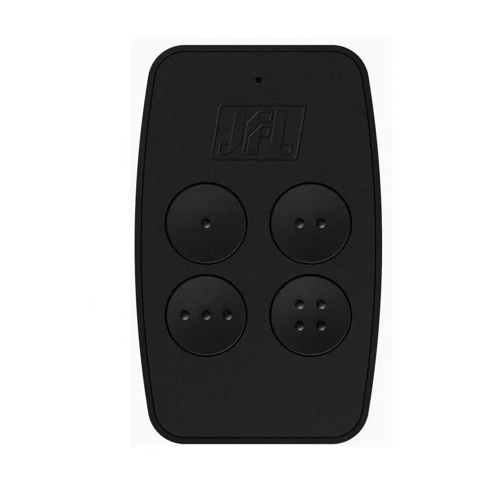 Kit Central De Alarme e Choque Ecr 18 Com Sensor Ir Pet 530 Sf Jfl