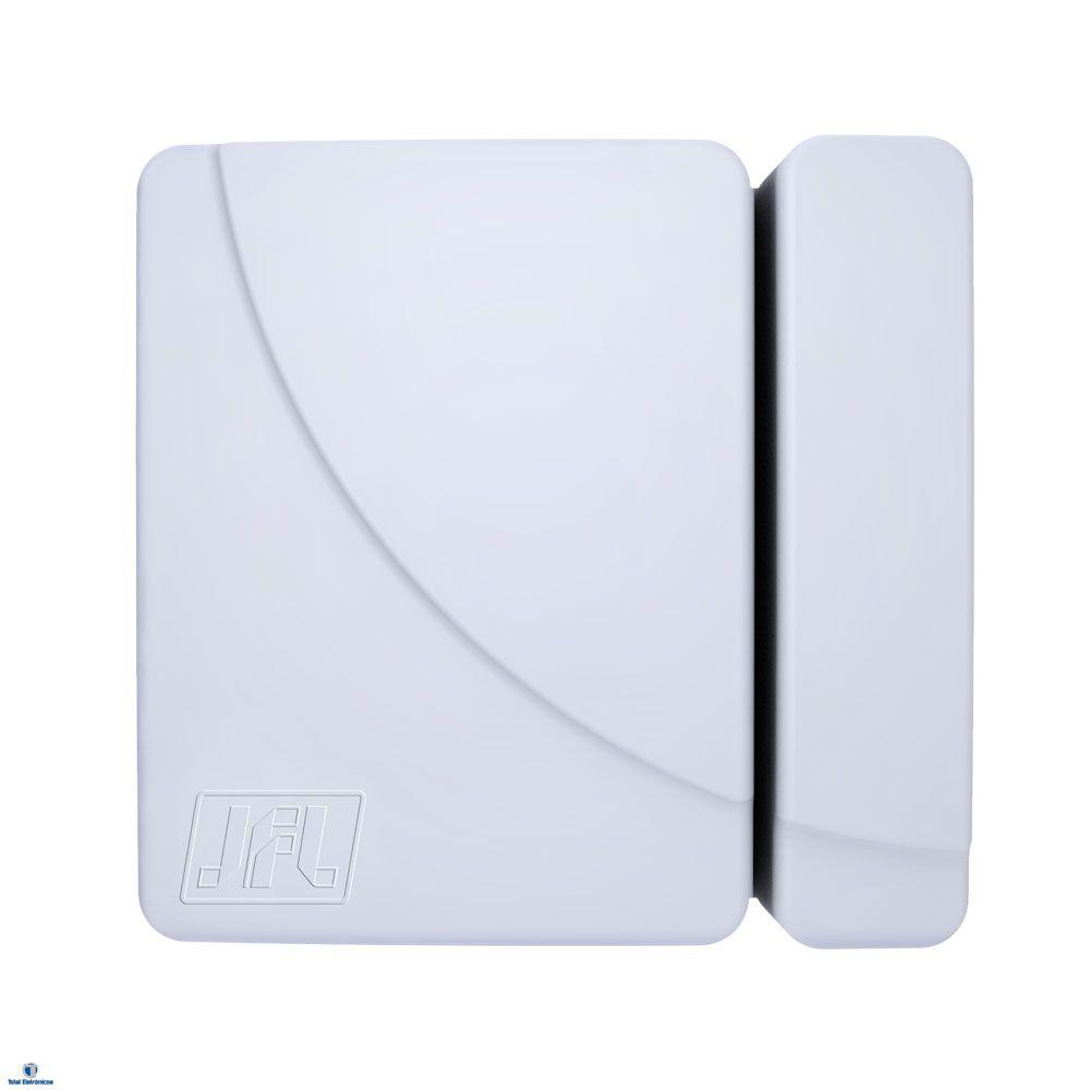 Kit Cerca Eletrica E Alarme Ecr 18 Jfl Com Sensores Sem Fio