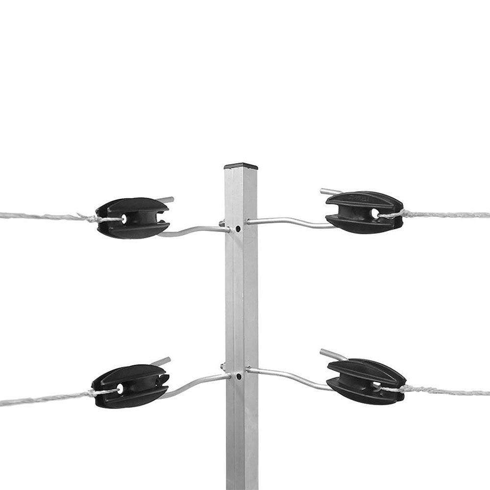 Kit Cerca Eletrica Ecr 18 Plus Jfl 120mts Com Big Haste e Aplicativo