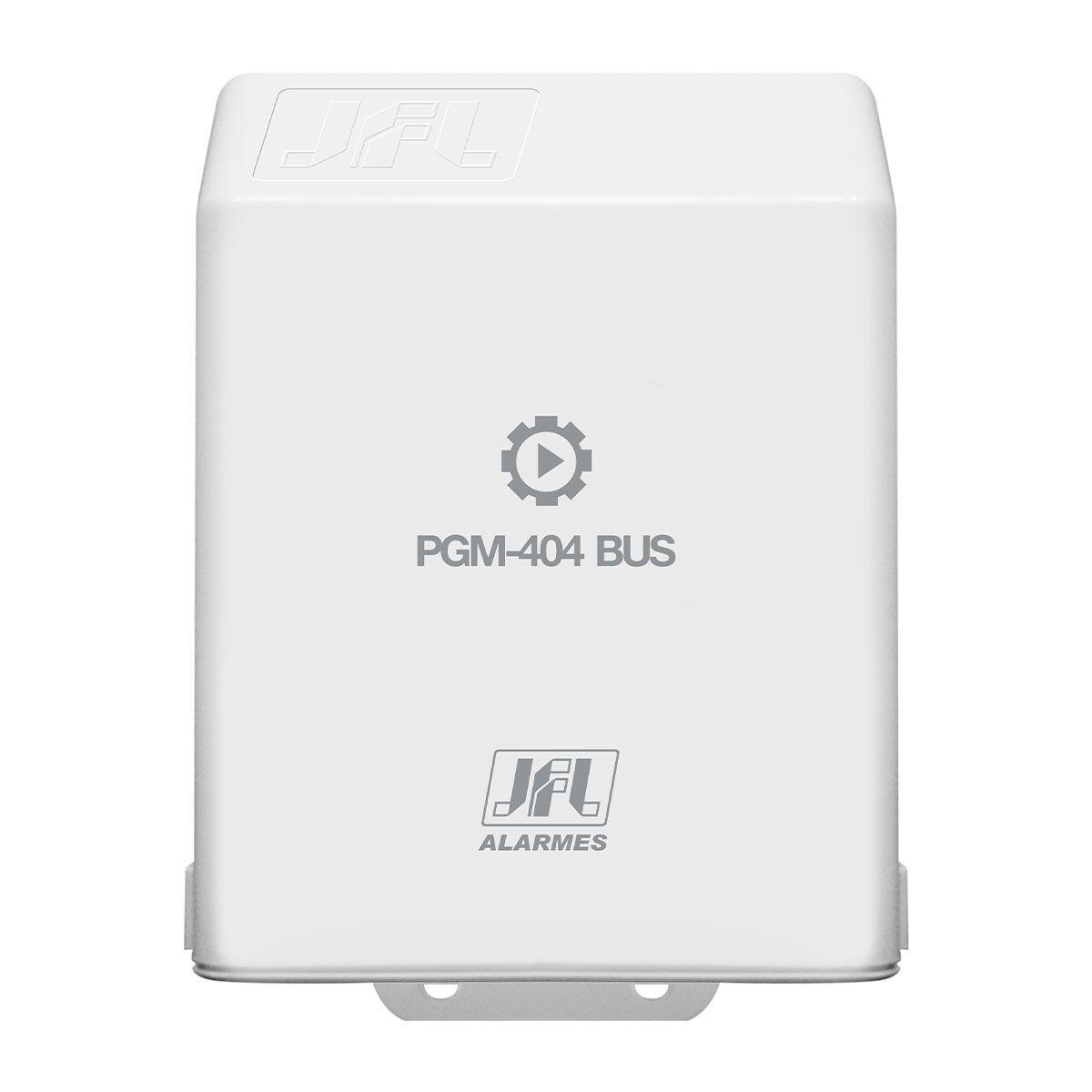 Modulo Pgm Com Tecnologia Bus 4 Saidas Pgm 404 Bus Jfl