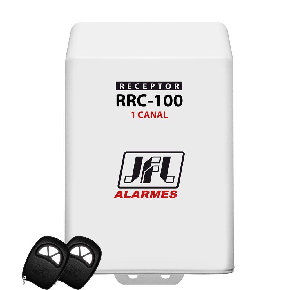 Receptor Multifuncional 1 Canal Rrc 100 Jfl Com 2 Controles Tx4r
