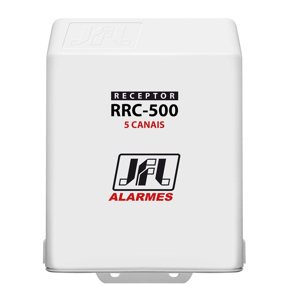 Receptor Programavel Rrc 500 Jfl 5 Canais 433mhz