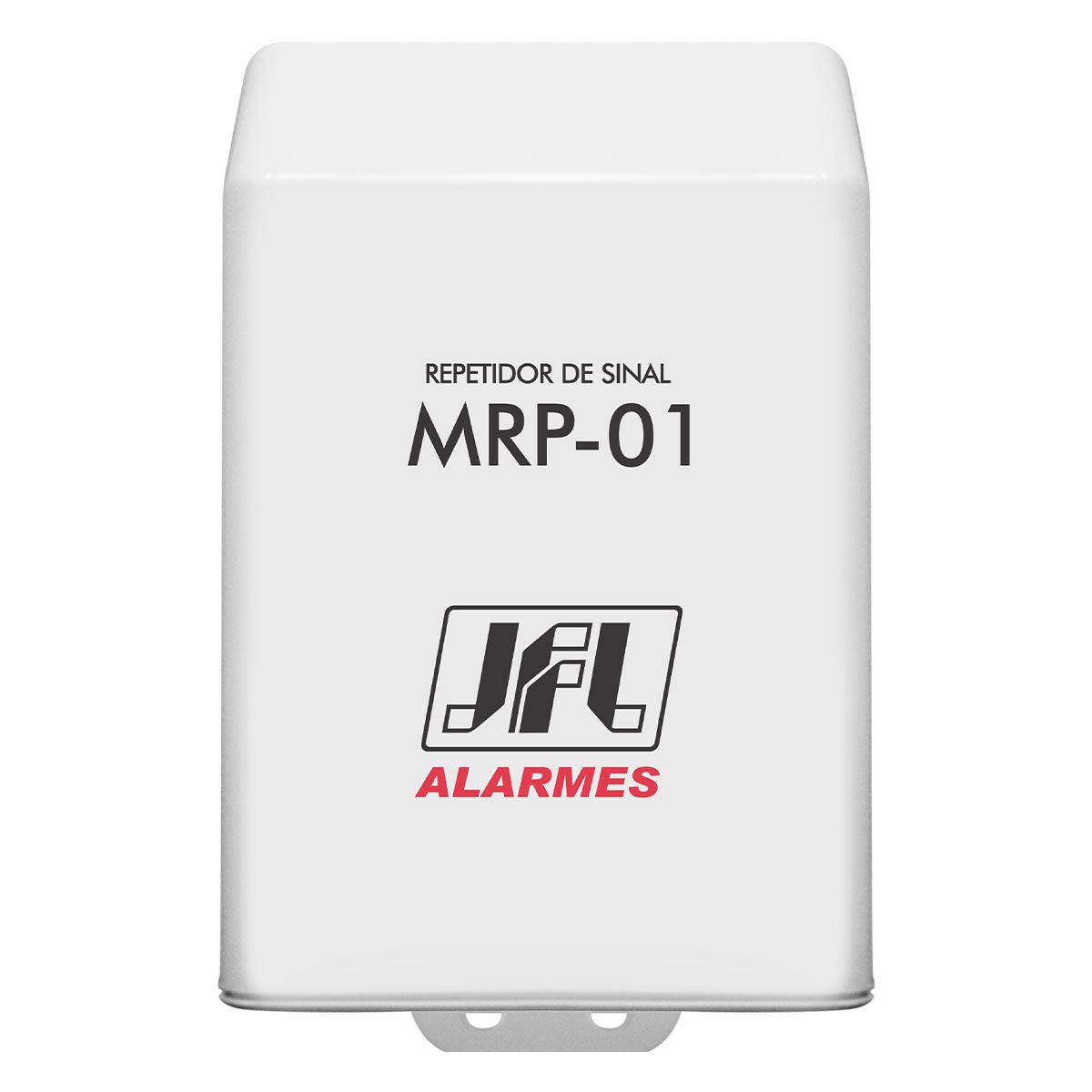 Repetidor de Sinal Para Sensores Active 32 Duo Mrp 01 Jfl