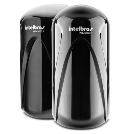 Sensor Ativo De Barreira Iva 3070 X Intelbras 70 Metros