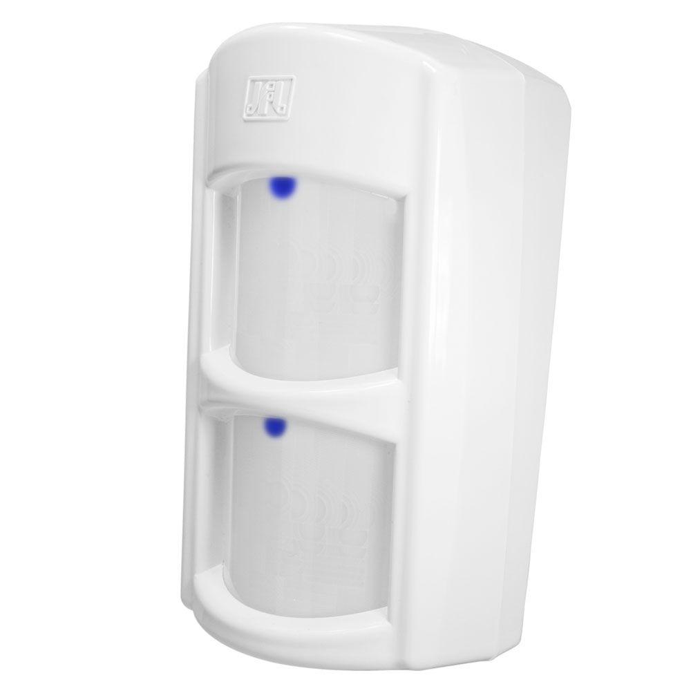 Sensor De Presença Infravermelho Sem Fio Pet 30kg Ird 650 Duo Jfl