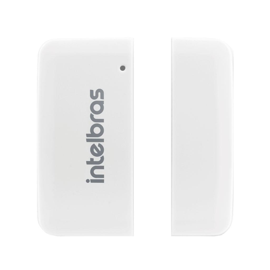 Sensor Magnético de Abertura Sem Fio XAS 8000 Intelbras