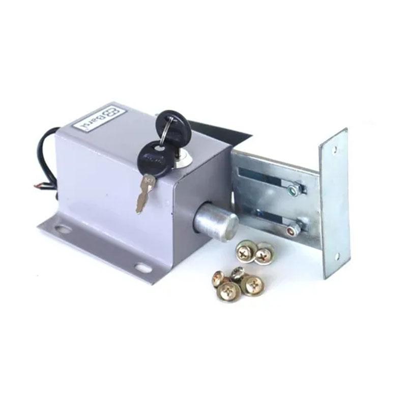 Trava Elétrica Eletromagnética Para Portão Eletrônico 127v Barsi