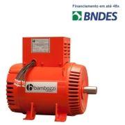Alternador Bambozzi - Trifásico 20 Kva - Eletrônico com AVR
