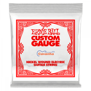 Corda avulsa Ernie Ball Nickel (guitarra)