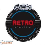Encordoamento Martin Retro para violão