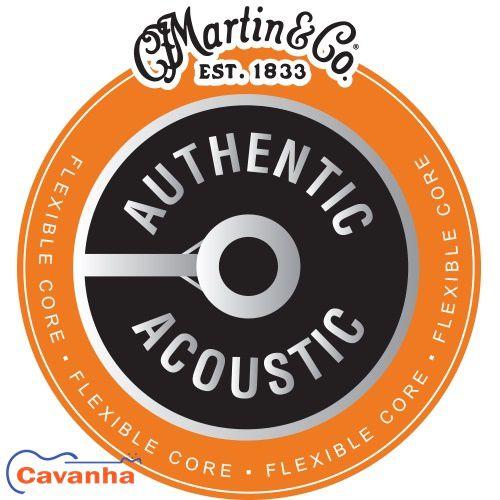 Cordas Martin de violão Flexible Core  - Cavanha Acessorios Musicais
