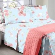Jogo de cama Casal Color Art | Corttex