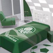 Manta Microfibra Solteiro 1,50 x 2,20 Palmeiras - Jolitex