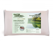 Travesseiro Antibacteriano Anti- Stress Visco Nasa - Master Comfort