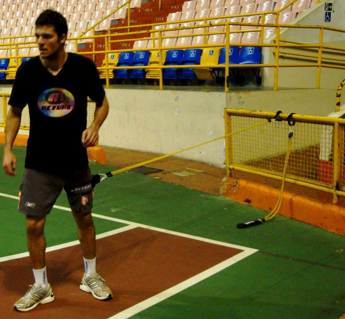 PRESILHA PERNA E PÉ AVULSA  - Actualsports  Equipamentos Esportivos
