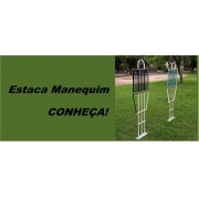ESTACA MANEQUIM - BEACON MANNEQUIN