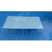 Plataforma de Piscina 2x1x0,5m