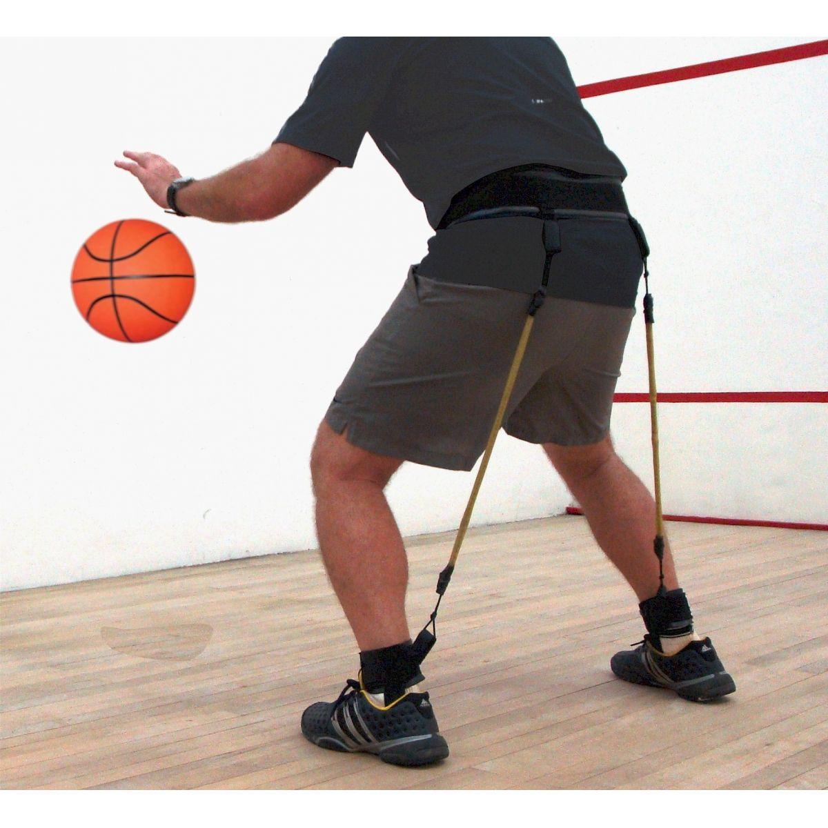 ELASTICO FLEXÃO JOELHOS  - Actualsports  Equipamentos Esportivos