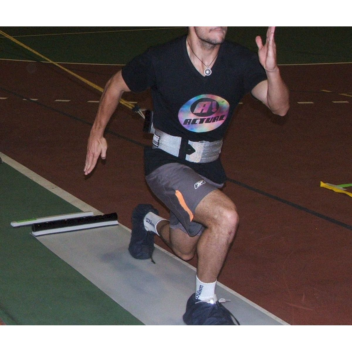 SLIDE - Pista de Deslizamento Profissional  - Actualsports  Equipamentos Esportivos