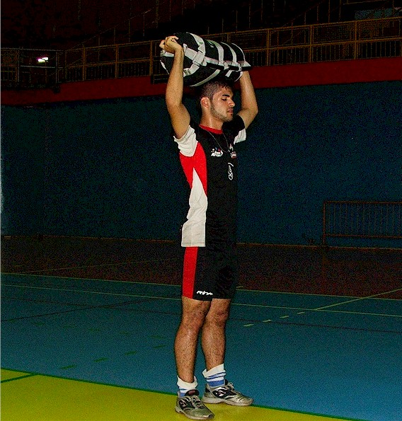 SANDBAG ACTUAL  - Actualsports  Equipamentos Esportivos