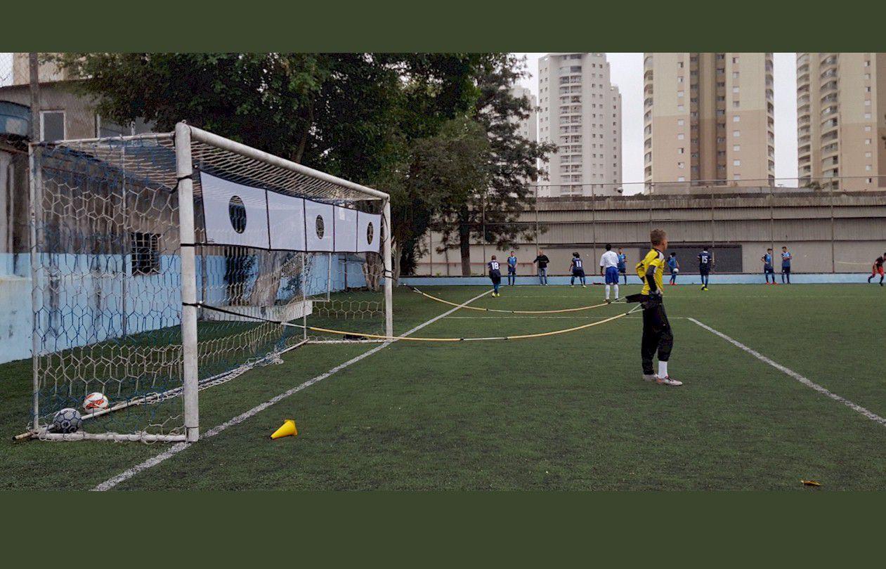 CINTO DE TRAÇÃO ACTUAL LATERAL / GOLEIRO CURSOS LONGOS 2,0M  - Actualsports  Equipamentos Esportivos