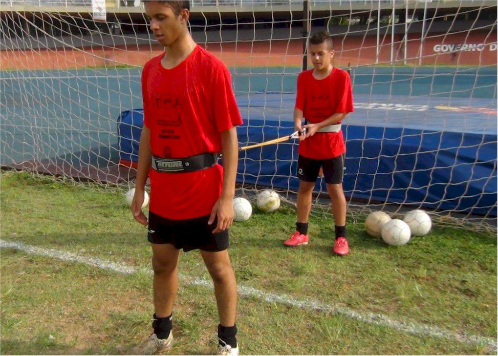 CINTO DE TRAÇÃO DUPLO  START  - Actualsports  Equipamentos Esportivos