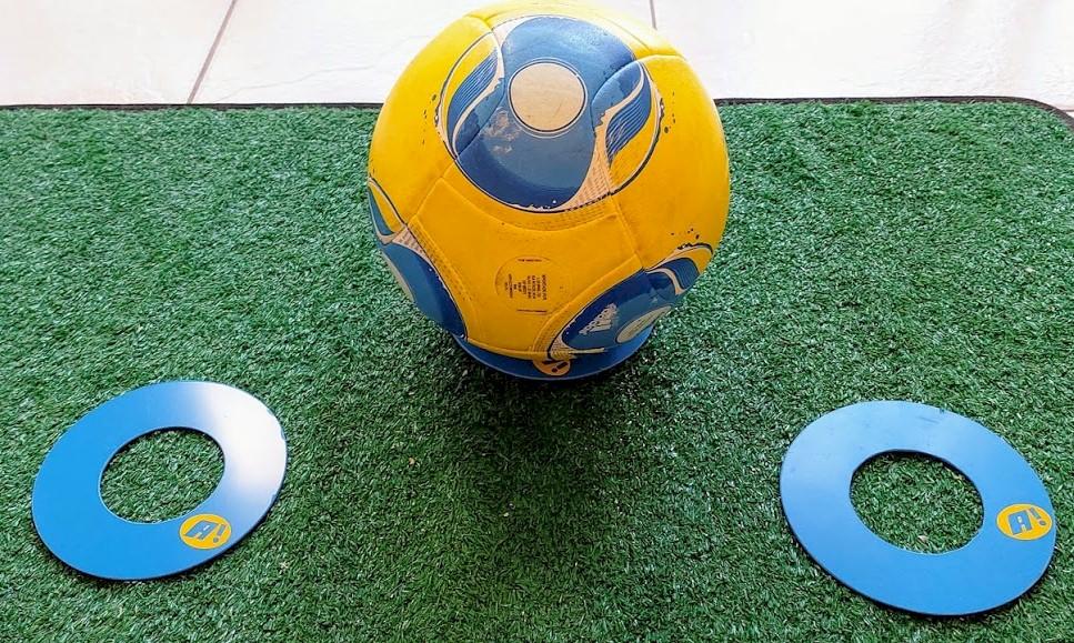DISCO DE SINALIZAÇÃO  E APARADOR DE BOLA (CHAPÉU CHINÊS)  - Actualsports  Equipamentos Esportivos