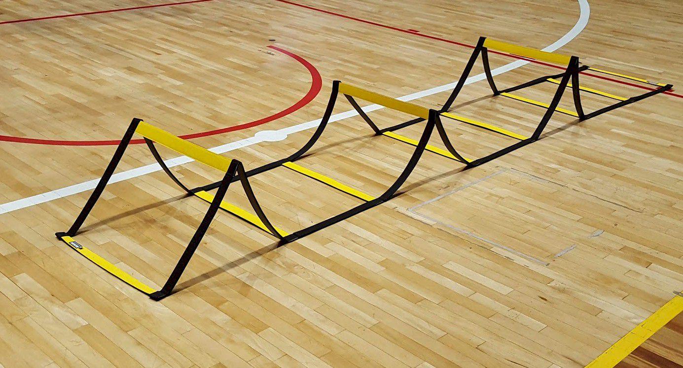 Escada de Coordenação 10 Passadas Super Flex Actual  - Actualsports  Equipamentos Esportivos