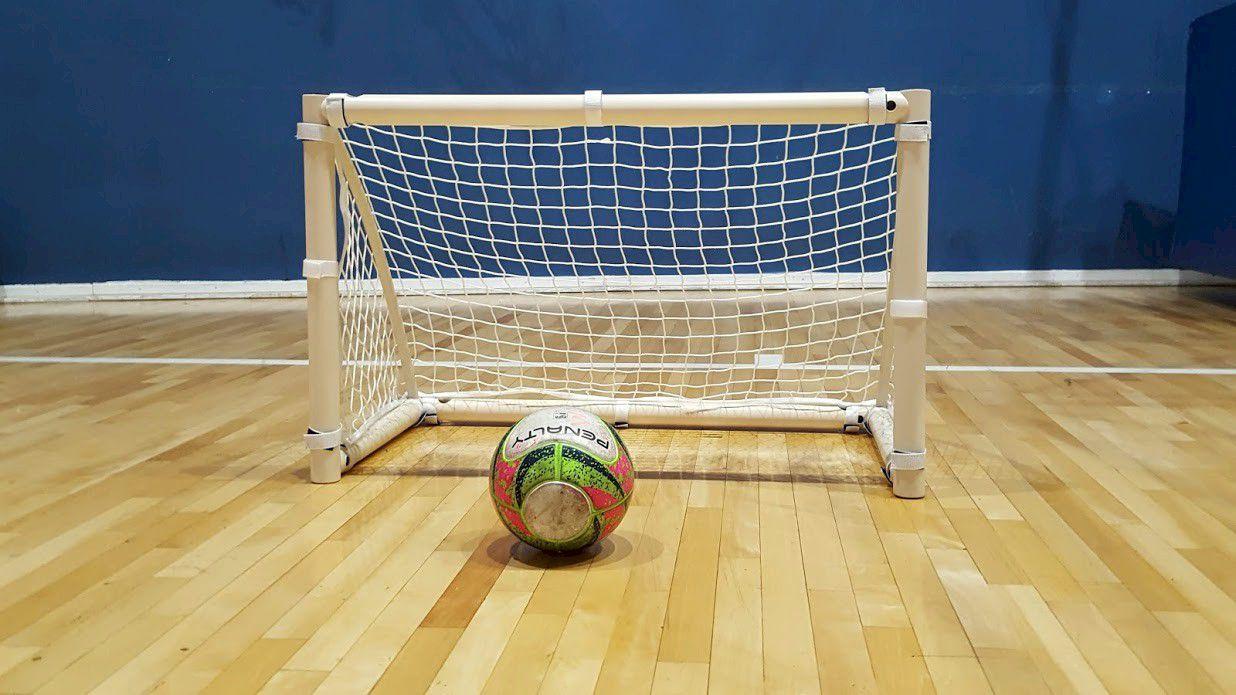GOL  CAIXOTE PARA TREINAMENTO 90x60cm COM REDE DE TIRO AO GOL  - Actualsports  Equipamentos Esportivos