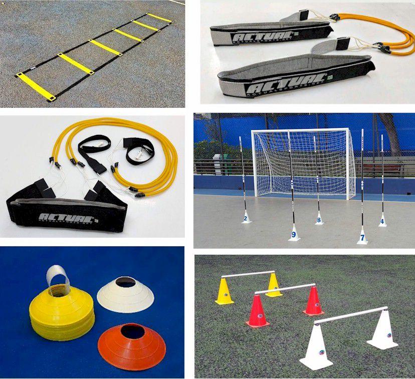 Kit Fundamental para Treinamento Funcional  - Actualsports  Equipamentos Esportivos