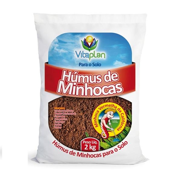HUMUS DE MINHOCAS 2,0 KG