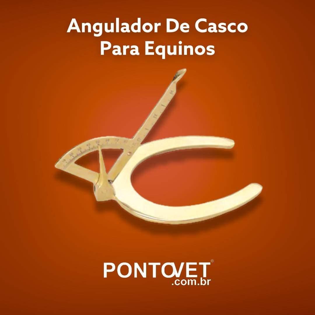 Angulador De Casco Para Equinos