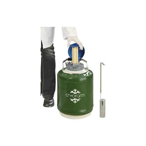 Botijão YDS 6 Cryofarm