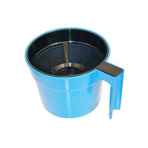 Caneca para Teste de Mastite (1 Litro - Azul)