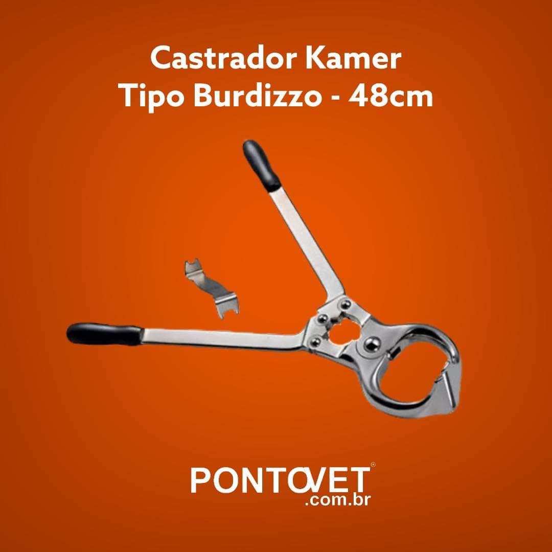 Castrador Kamer - Tipo Burdizzo - 48cm