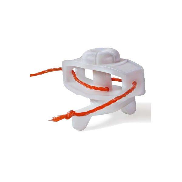 Catraca Plástica para Fio Eletroplástico (unidade)