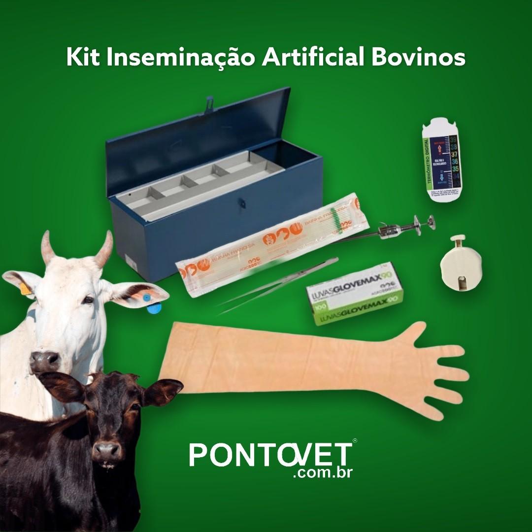 Kit Inseminação Artificial Bovinos