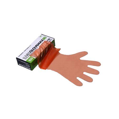 Luvas P/ Inseminação Extra 80cm (cxa 100 Unid.) Importada Glovemax