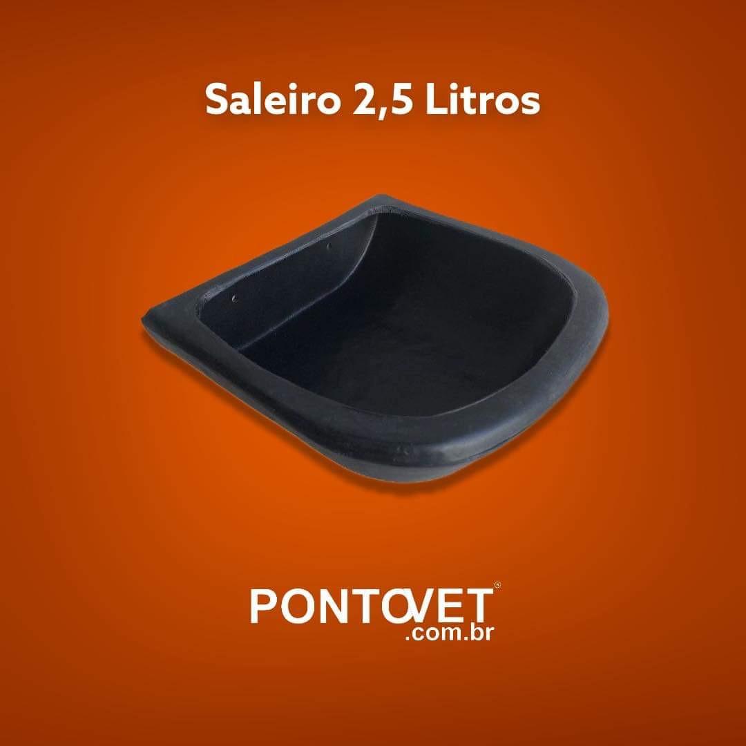 Saleiro 2,5 Litros