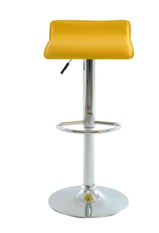 Banqueta Belo Horizonte Amarela - Moln Design Furniture