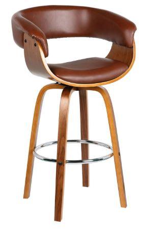 Banqueta Betim Pes Madeira - Moln Design Furniture